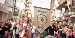 Cortejo de encerramento do Alambique do Som 2012